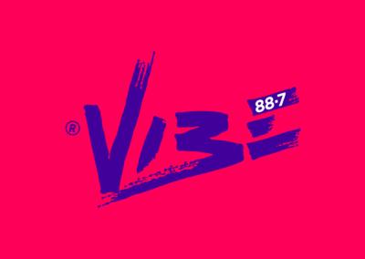 VibeFm_Logo_OnRed
